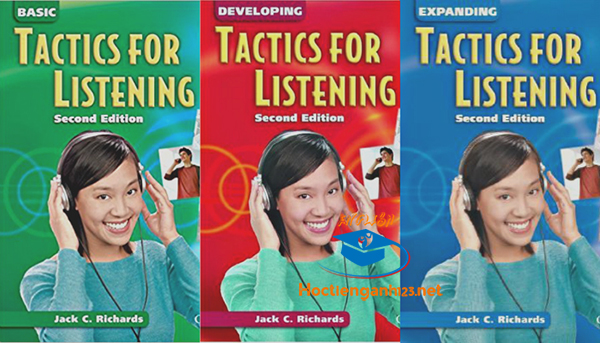 Phần mềm luyện nghe tiếng Anh Tactics for listening